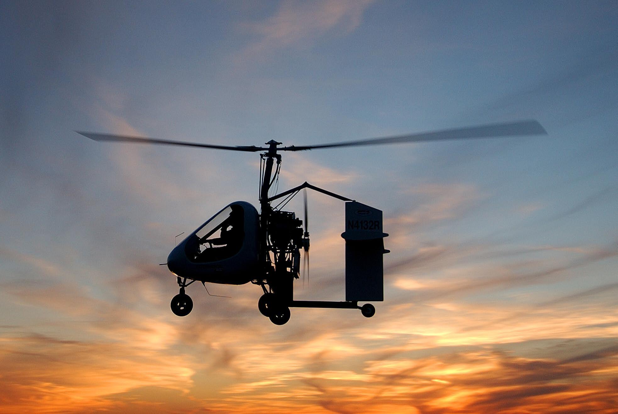 Skyworks Luminati VTOL operational